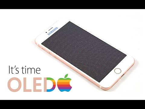 Goodbye LCD, iPhone 7 'S' Welcomes OLED Display!