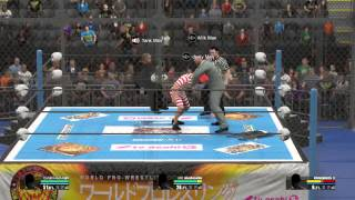 nL Live on Hitbox.tv - NPC Madness and More! [WWE 2K15 PC]