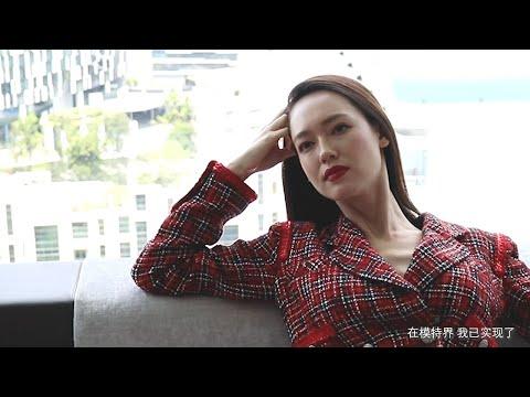 幕后花絮:《ICON风华》4月号封面人物 | 福斯智欣