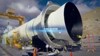 Final Countdown Begins for NASA SLS Booster Test