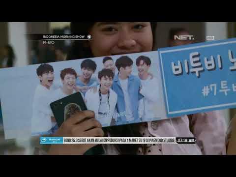 Kemeriahan Konser BTOB Hibur Para Fans-IMS