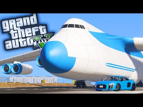 Transporting Exotics & Donks w/ Cargo Plane! - GTA 5 Real Life Mod S2 - Day 27