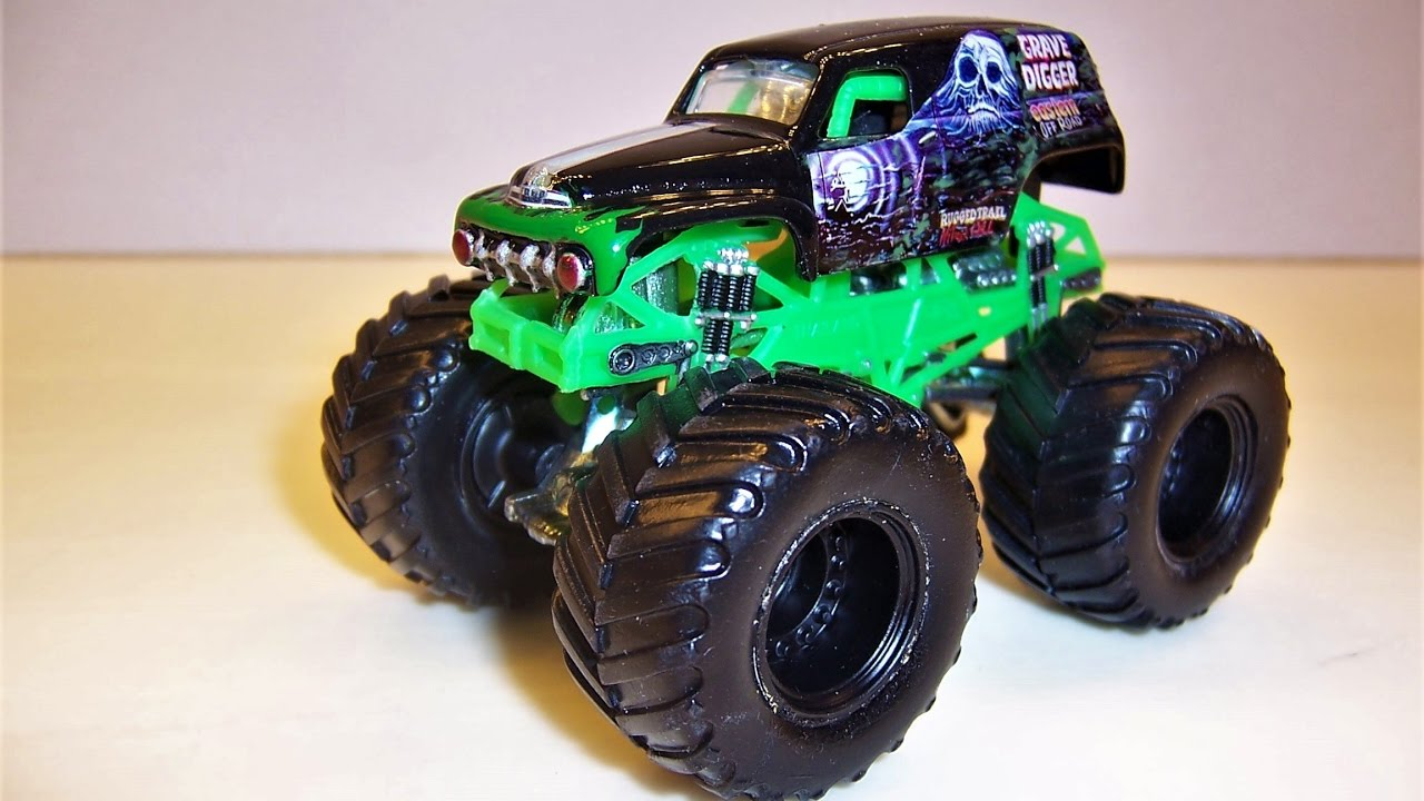 100+ [ Grave Digger Monster Truck Videos Youtube ...