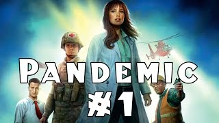 Board Game Night #6: Pandemic! - Part 1
