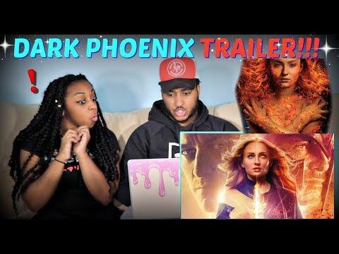 """X-MEN: DARK PHOENIX"" Trailer 2 (2019) REACTION!!!"