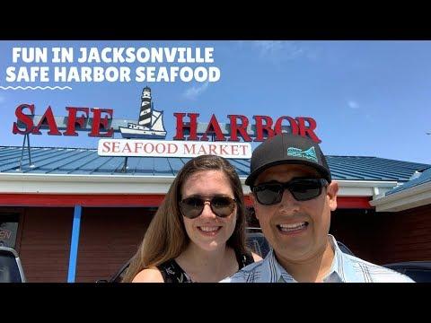 BEST SEAFOOD In JACKSONVILLE FL - Safe Harbor Restaurant