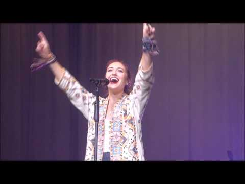 """Look Up Child""... Lauren Daigle LIVE...Houston, TX...10/27/18"