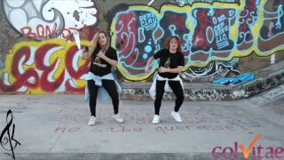 Gyal you a party animal ShaKa Dance® Choreo by Patricia & Veronica Merino