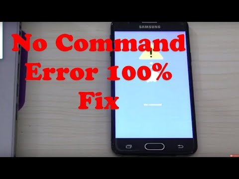 """No Command"" Error On Android Mobile Fix!!! (2 Easy Methods)"
