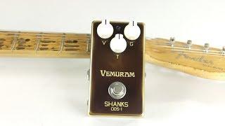 Vemuram Shanks ODS-1 Overdrive