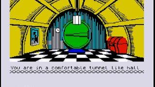 The Hobbit 128K Edition Walkthrough, ZX Spectrum