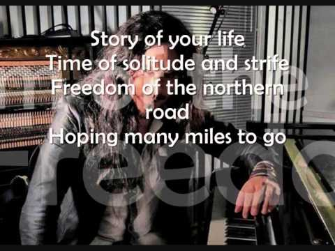 Tuomas Holopainen - A Lifetime of Adventure-Lyrics