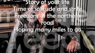 Tuomas Holopainen - A Lifetime of Adventure-Lyrics
