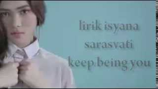 Isyana Sarasvati - Keep Being You Lirik (HD QUALITY)