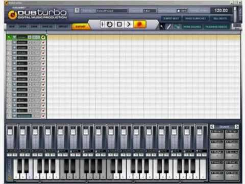the best beat making software in HISTORY - DUBTURBO PRO