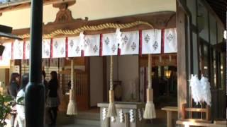 奈良県のパワースポット大神神社の久延彦神社