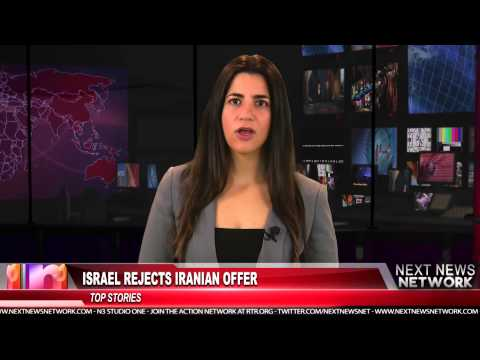 Israel Rejects Iranian Offer #N3
