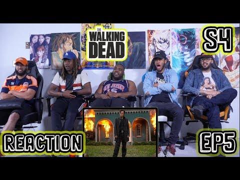 """The Walking Dead Season 4 Episode 6 """"Live Bait"""" Reaction/Review"""