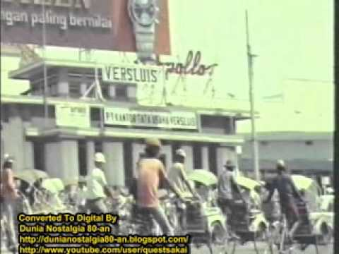 Video Surabaya Tempo Doeloe Tahun 1974