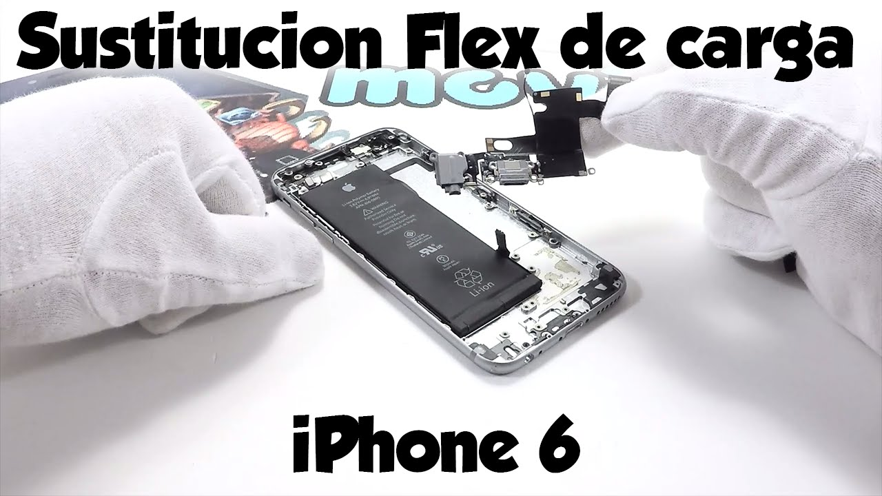 Sustitucion Pantalla Iphone