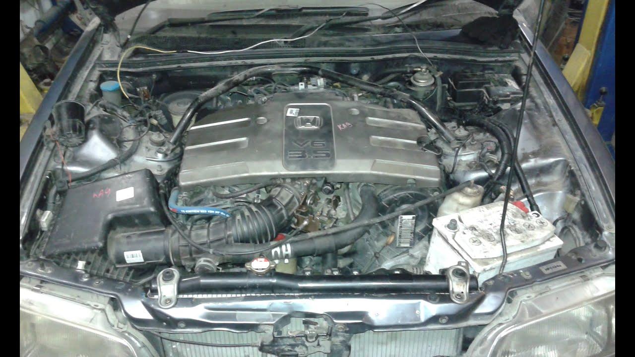 Honda rafaga 3.5 v6