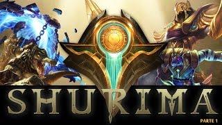 Rap dos Champions - Especial Shurima (1/3) - Méqui Huê [League of Legends]