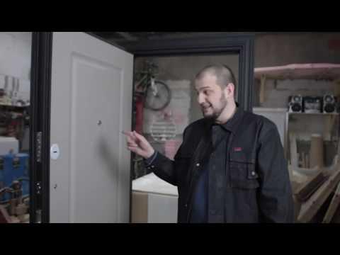 Входная дверь Торекс /Дельта-100/ Честный обзор/Отзыв/Что внутри двери?