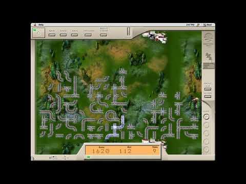 Apple Macintosh Longplay - Aha! - RailRoad Theme (1999) Computer Systems Odessa