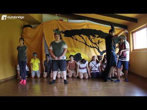 The Lion King - Theatre Show -  Cazorla 2016 -  Camp 1