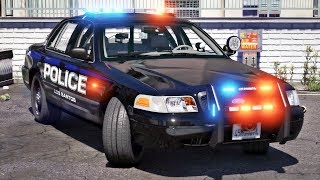 The Downtown Muggings | GTA 5 LSPDFR #391