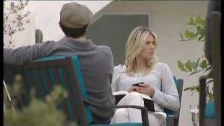 Maria Sharapova Sony Ericsson Shoot Behind The Scenes