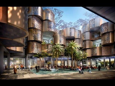 Masdar City, la ville verte du futur | BABYLONE