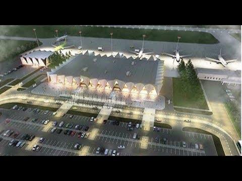 Как изменится после реконструкции аэропорт Нового-Уренгоя
