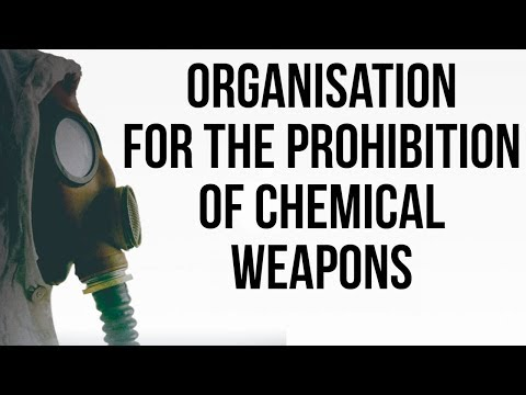 Organisation for the Prohibition of Chemical Weapons (OPCW) - India & Chemical Weapons Convention