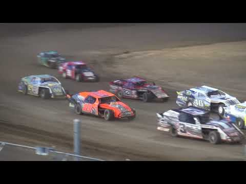 IMCA Sport Mod feature Independence Motor Speedway 4/28/18
