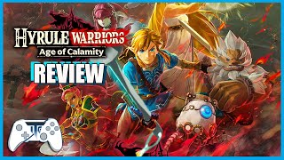 Hyrule Warrior: Age of Calamity Review - Link...say something! (Video Game Video Review)
