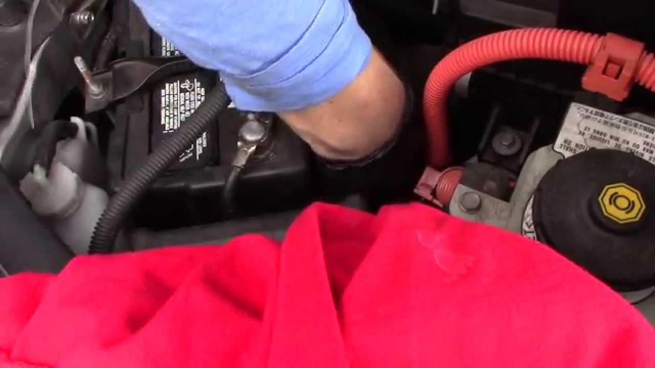 How To Check And Service Cvt Transmission Fluid On A 2009 Honda Civic Hybrid