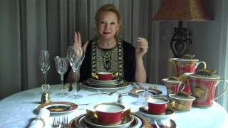 Etiquette Dining Manners by Gloria Starr, Global Expert Part 2