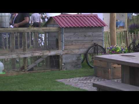 Cph Garden - Den bæredygtige byhave - Signe Wenneberg