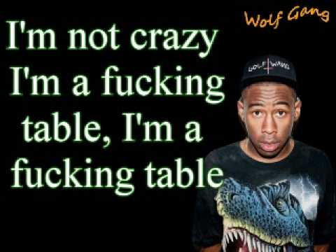 Tyler the creator Golden Lyrics