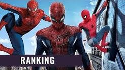 Von Müll bis Meisterwerk - Wir ranken alle Spider-Man Filme   Ranking