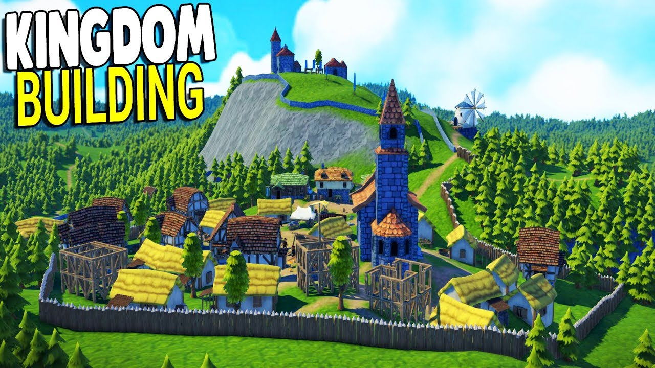 are there any good free-form castle building games with ...