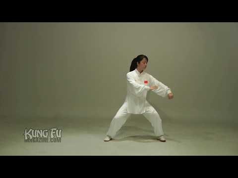 Master Qiu Huifang performs Bafa Wubu