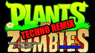 Kopie von Plants vs Zombies Music TECHNO REMIX Roof Theme [Reup] Colortest