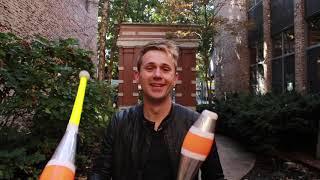 Thnkr Talent Showcase Presents 4x Guinness World Record Juggler Niels Duinker