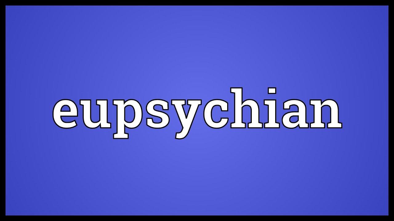 eupsychian management definition