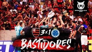 Flamengo 3 x 1 Cruzeiro - Bastidores