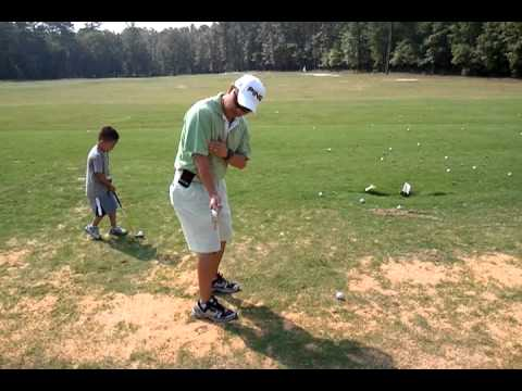 kc choe  golf lesson 1