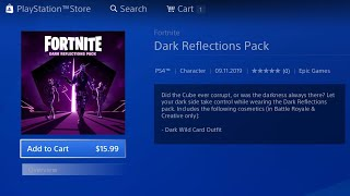 HOW TO GET NEW FORTNITE DARK REFLECTIONS PACK ON PS4/XBOX/PC/MOBILE! NEW DARK REFLECTIONS PACK