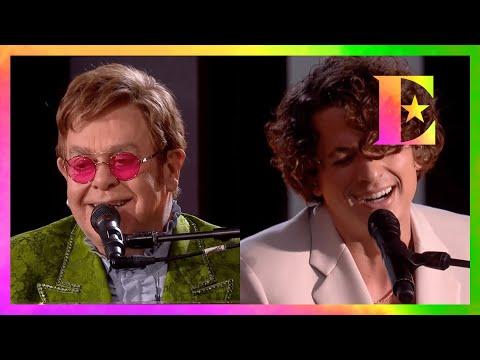 Смотреть клип Elton John & Charlie Puth - After All